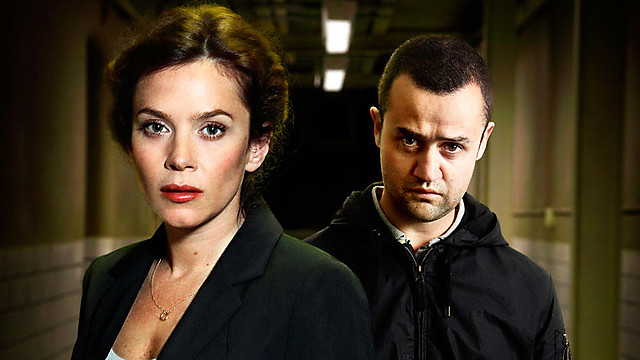 Anna Friel & Daniel Mays in 'Public Enemies'